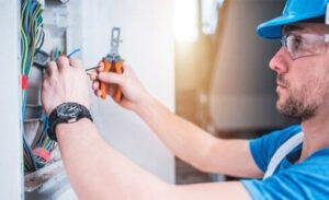 Seguros para electricistas